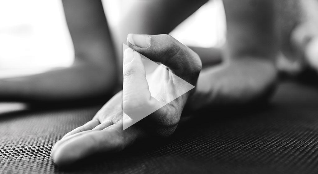 Restorative and Vinyasa yoga